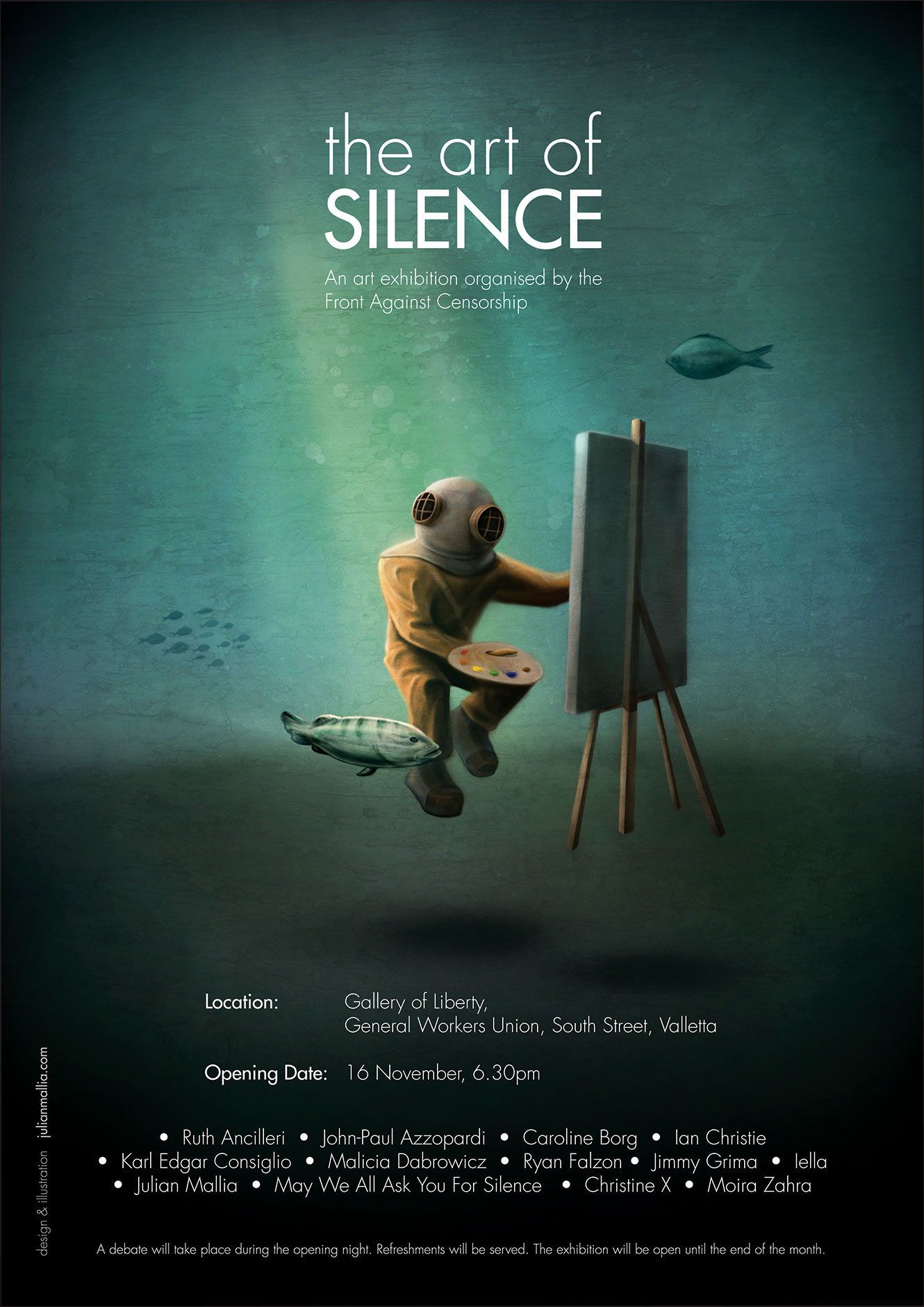 FKC---The-Art-of-Silence-Poster---High-Resolution-for-Print