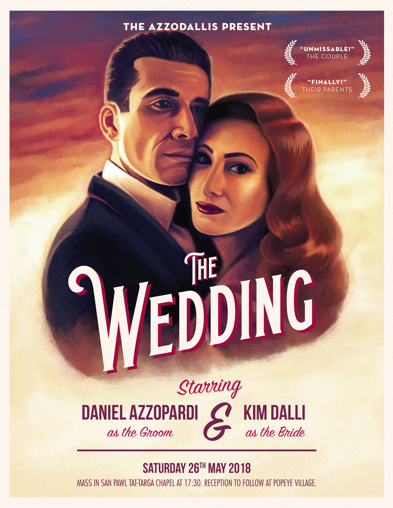 The Wedding | Julinu (Julian Mallia)